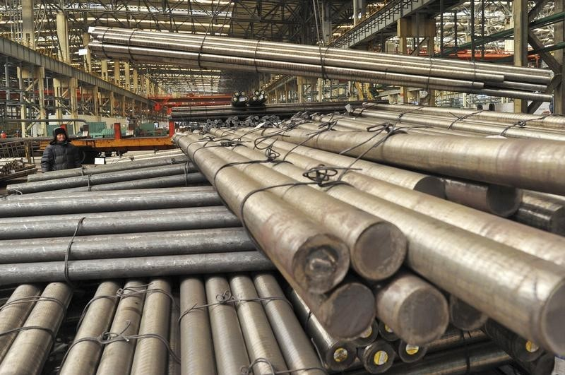 China'sSteel Inspections May TightenSupplies as Commodity Prices Surge