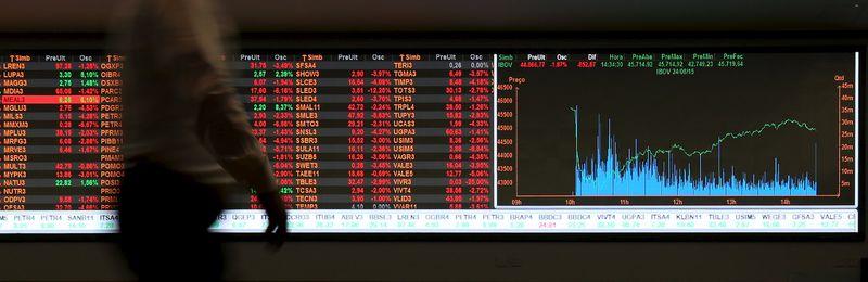 Bolsa tem instabilidade em dia de Copom, Fed e de vencimento de opções