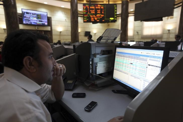 مبيعات الأجانب تهوي بمؤشر EGX 70 بـ 5%