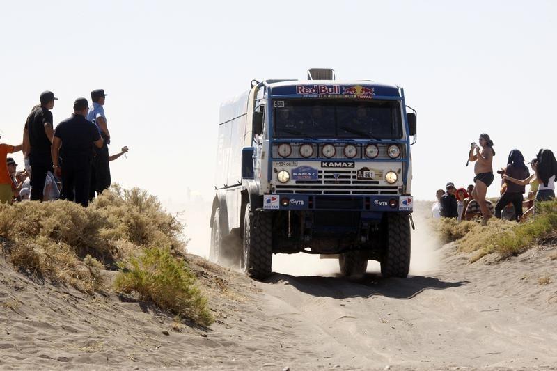 Акции КАМАЗА взлетели после новости о появлении автобуса на водороде