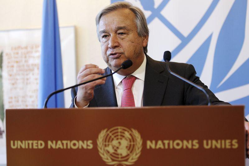 Молодежь вдохнула новую жизнь в климатическое движение - глава ООН