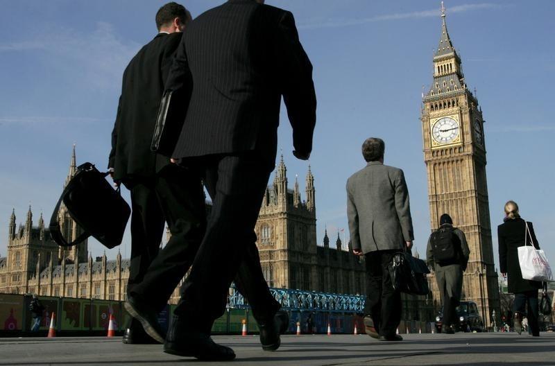 Рост ВВП Великобритании ускорился во втором квартале