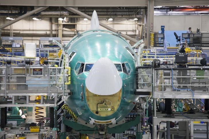 Stocks - Boeing and Its Suppliers in Focus in Premarket