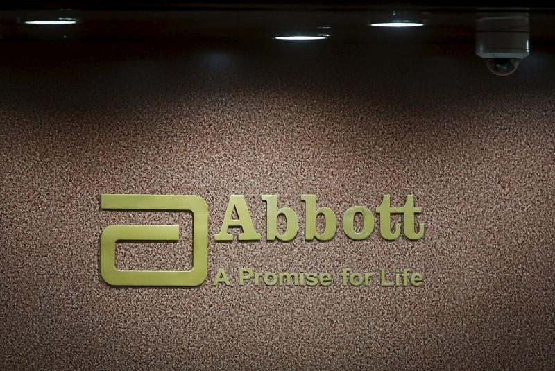 Abbott Labs winst en omzet hoger dan voorspeld