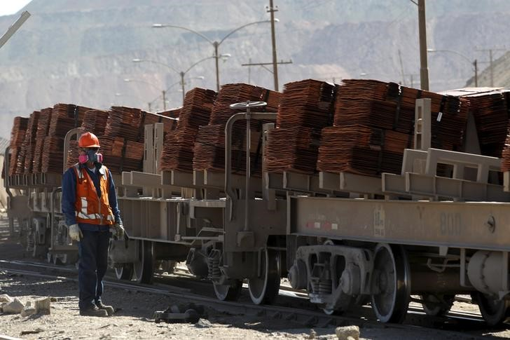 Glencore supply cuts boost copper prices to 1-week high