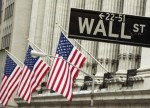 Wall Street Edges Higher Despite Jobless Claims Rise; Dow up 120 Pts