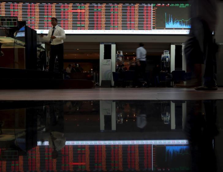Рынок акций  Бразилии закрылся падением, Bovespa снизился на 0,82%