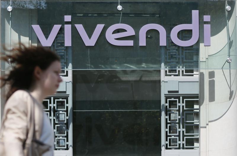 European Stock Futures Mainly Lower; Vivendi in the Spotlight