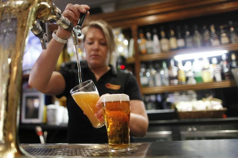 Boston Beer Slumps As Earnings Disappoint, Forecast Trimmed