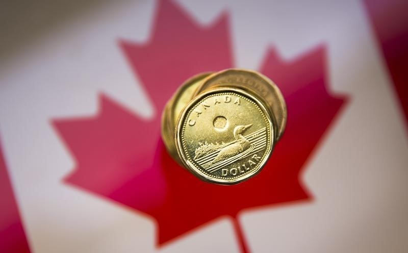 CANADA FX DEBT-C$ holds near 14-month highs as greenback softens, oil firms
