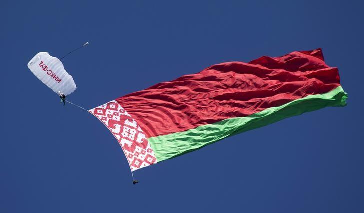 Stille über Belarus: Airlines umfliegen das Land