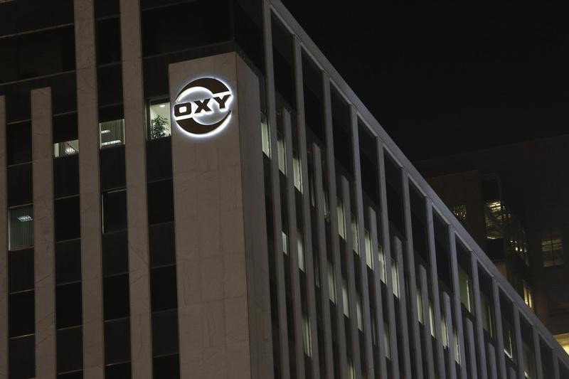 Occidental Up As Goldman Upgrades, Citing Gap With Rivals