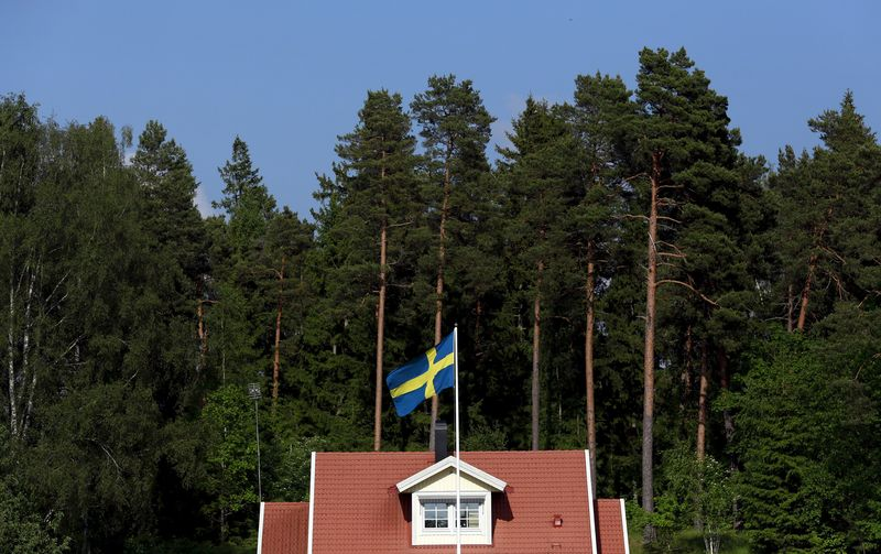 Sweden stocks lower at close of trade; OMX Stockholm 30 down 0.13%