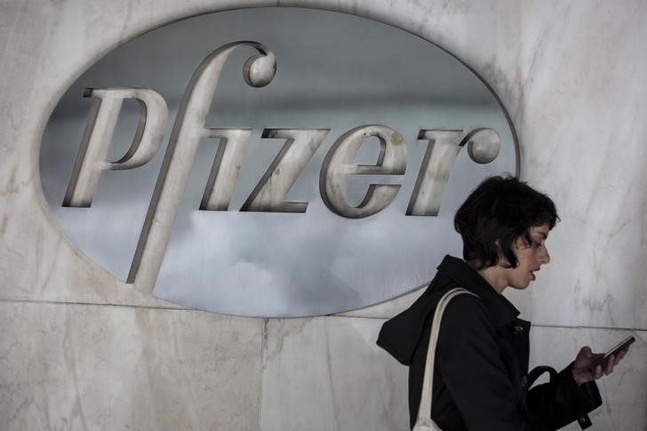 Dow Cuts Gains as Pfizer Halves Vaccine Rollout Target on Supply Chain Woes