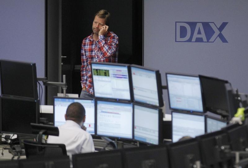 Alemanha - Ações fecharam o pregão inalteradas e o Índice DAX avançou 1,18%