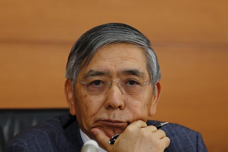 Kuroda: BoJ-Geldpolitik bleibt so flexibel und akkommodierend wie möglich