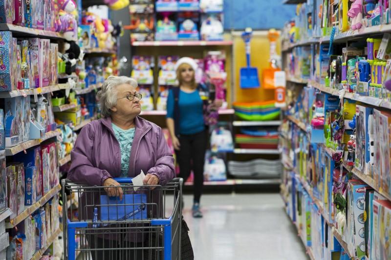 Walmart Stock Rises 3%