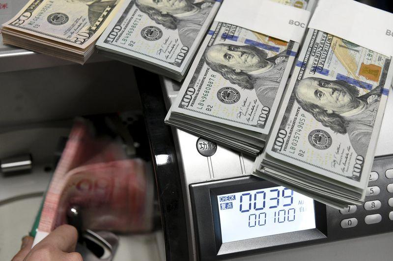 Dollar Weakens; Moderna News Helps Risk-On Move