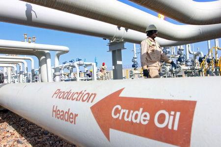 عاجل: مخزون النفط الخام يتراجع ب7.6 مليون وبرنت يستمر في التحليق