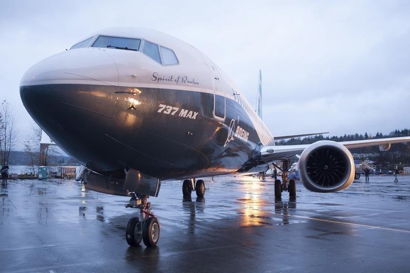 США и ЕС завершили миром спор о субсидиях Boeing и Airbus