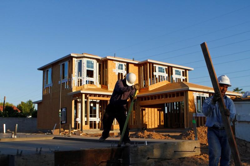 Объем строительства новых домов в США снизился на 11,2%