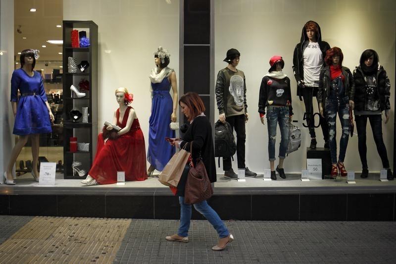 Euro Bölgesi'nde perakende satışlar pandemi sonrası en iyi yükselişi gösterdi