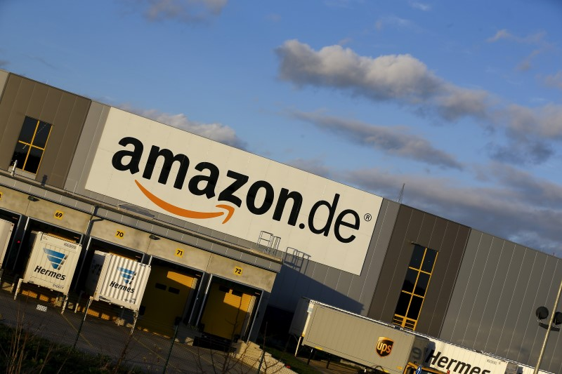 Основатель Amazon Джефф Безос уходит на пике