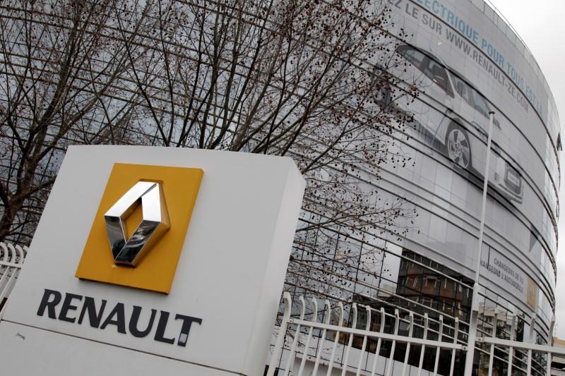 Hợp đồng tương lai châu Âu cao hơn; Renault là tâm điểm chú ý