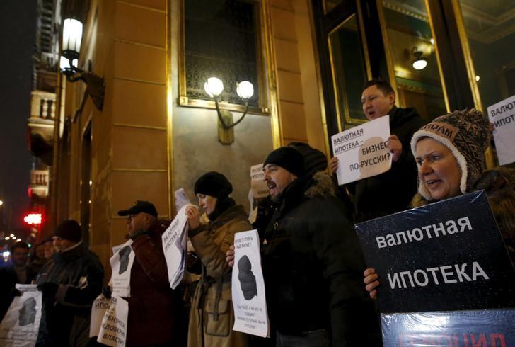 В России резко выросло число банкротств физических лиц