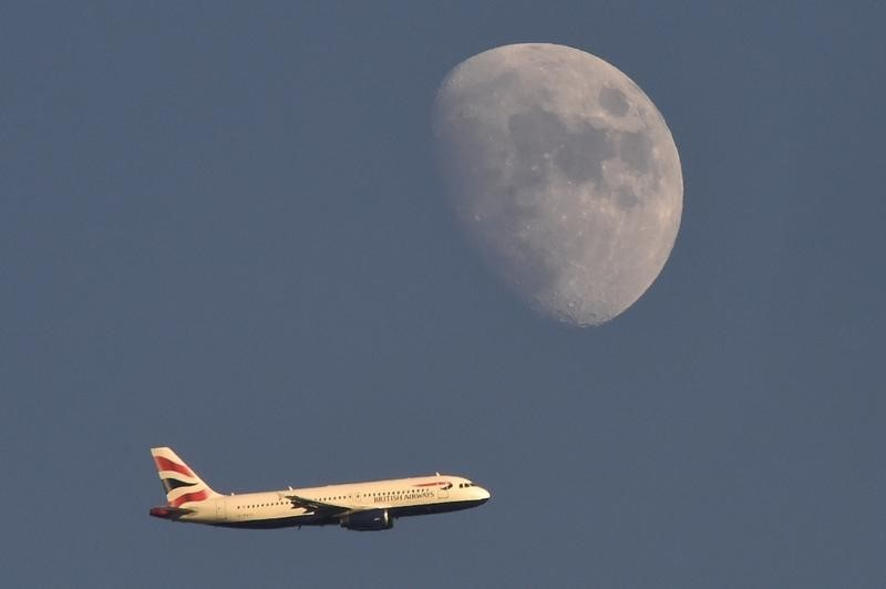 Premarket London: IAG Buys Air Europa; Hiscox Warns of Storms Hit