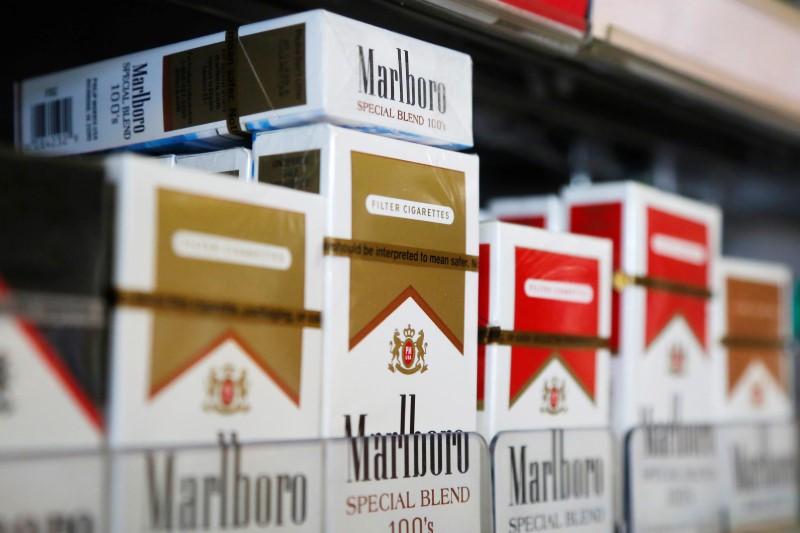 Philip Morris бросает курить