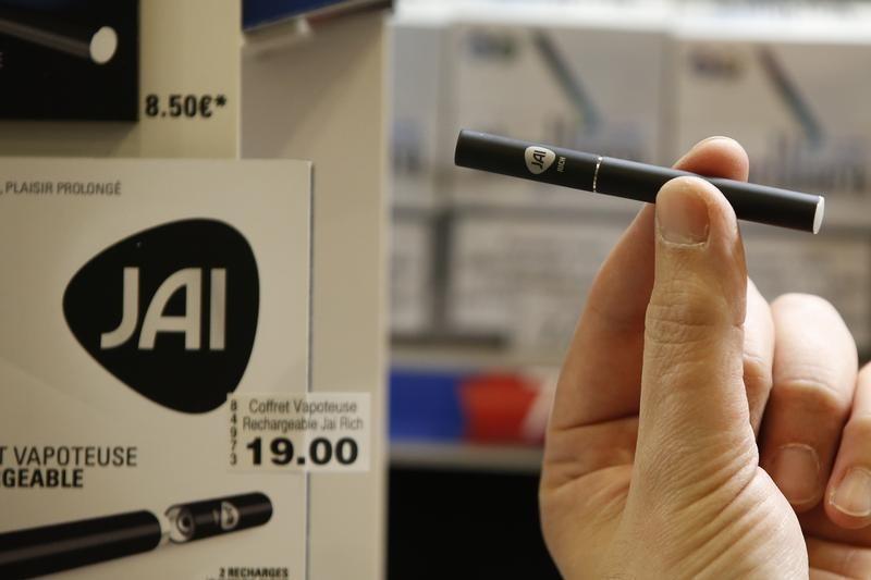 港股異動:電子煙概念股走低,新華社稱警惕電子煙流向未成年