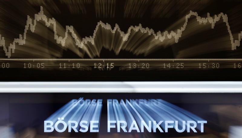 Los índices de Alemania, mixtos al cierre; el DAX avanza un 0,59%