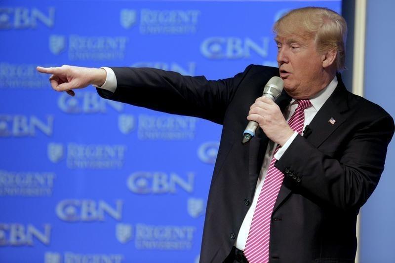 Трамп поддержал запрет на инвестиции США в Китай