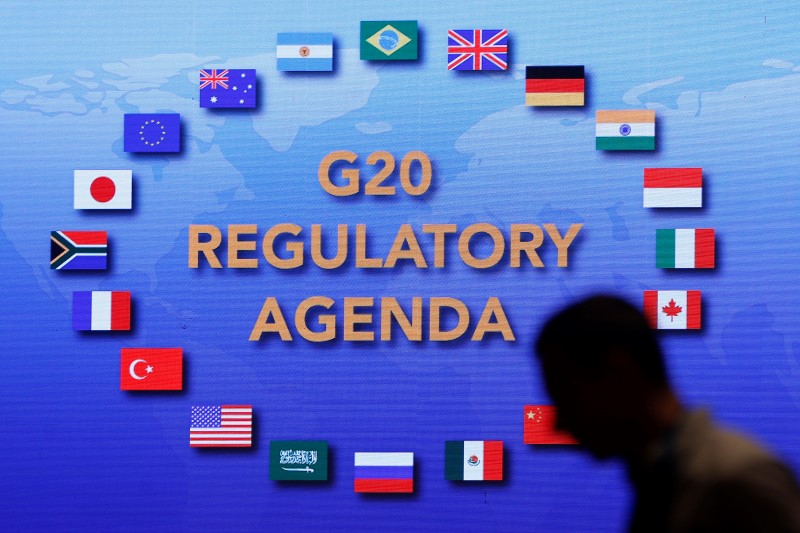 G20 heads to stop short of denouncing protectionism in communique: Nikkei
