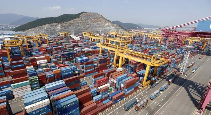 Korea's Exports Recovery Continues Behind Holiday-linked Fall