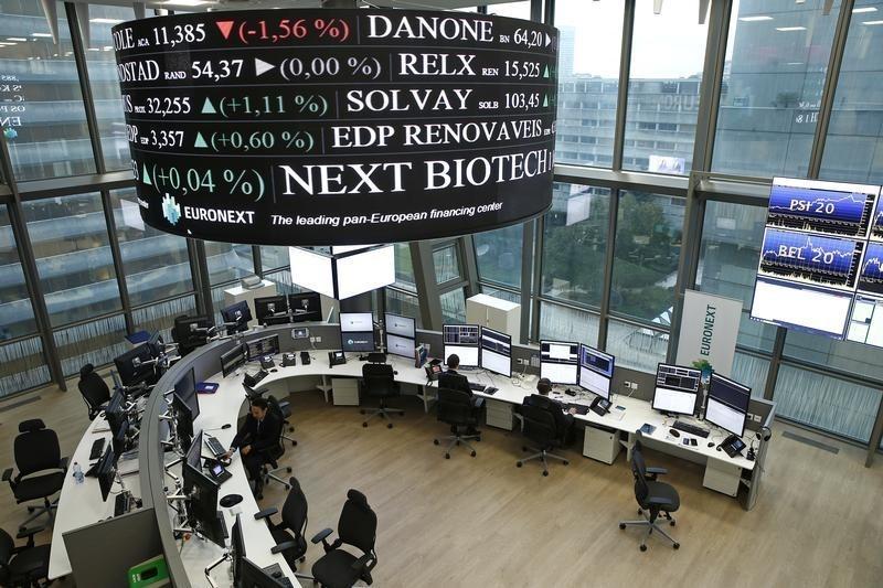 Borse europee in salita, torna la fiducia grazie al pacchetto per la ripresa