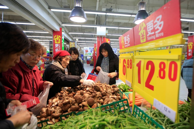 China's Economy Weakens as Consumers Turn Wary