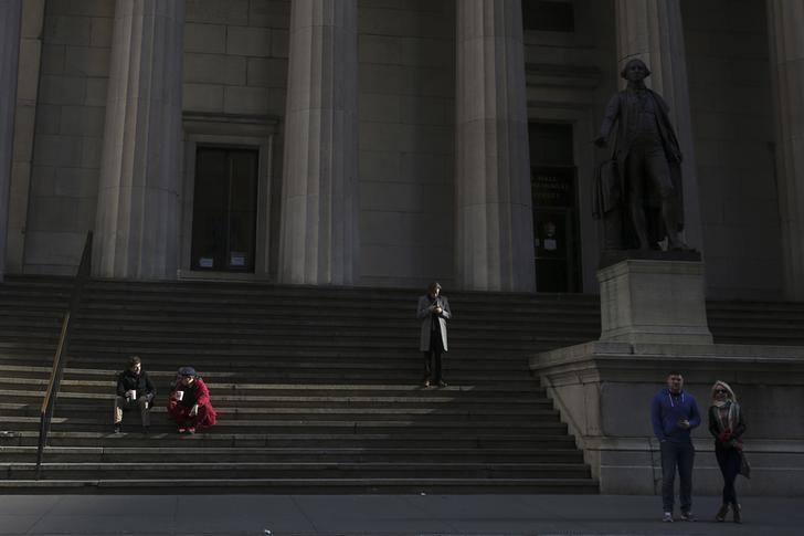 E.U.A. - Ações fecharam o pregão em queda e o Índice Dow Jones Industrial Average recuou 0,50%