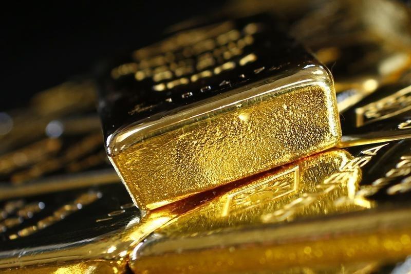 Les contrats à terme sur Or  ont augmenté durant la séance en Asie