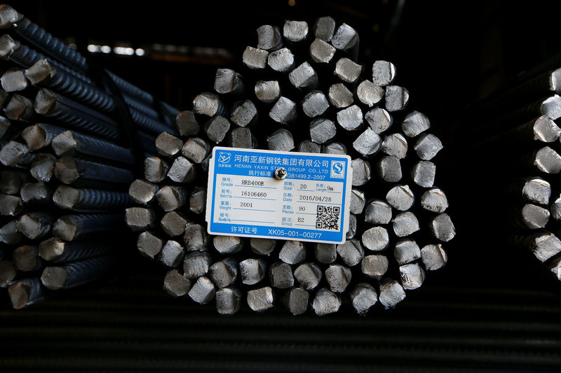 China to ensure ferrous market stability, sees factory-gate price growth easing in H2