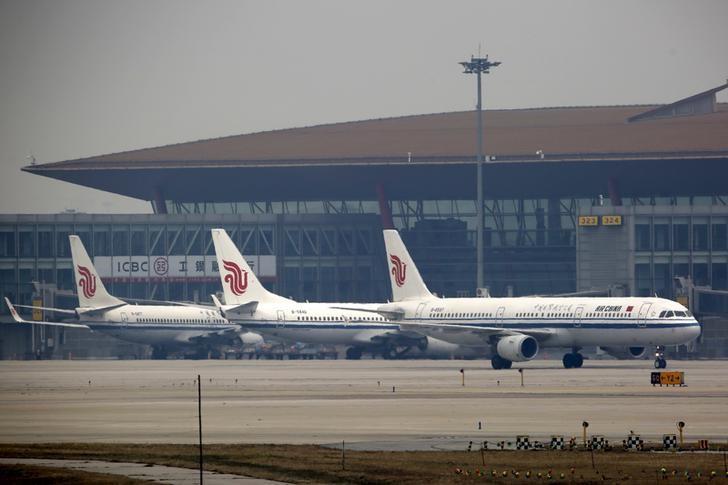 Mỹ sẽ hạn chế đến 40% công suất của một số hãng hàng không Trung Quốc