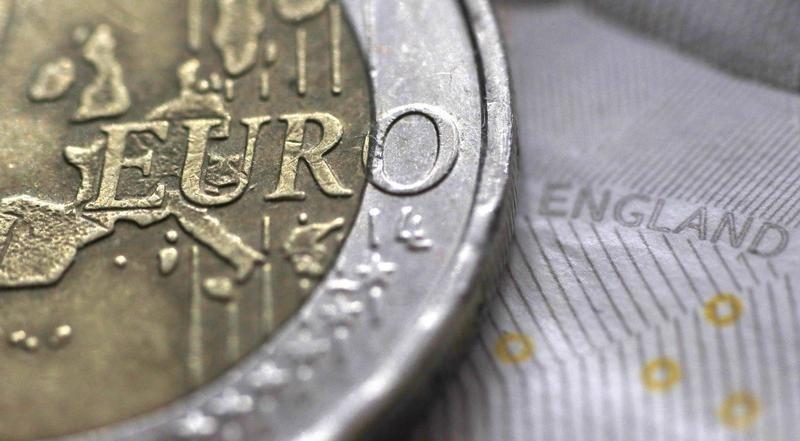 El euro y la libra, a la deriva a la espera de noticias del BCE y el Banco de Inglaterra