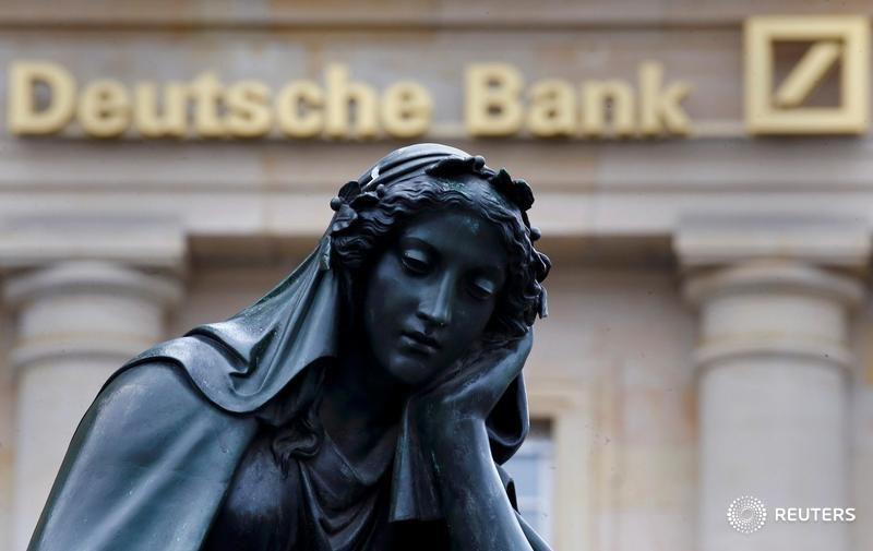 MarketPulse Europe: Deutsche Bank's Legal Woes Drag Financial Stocks Lower