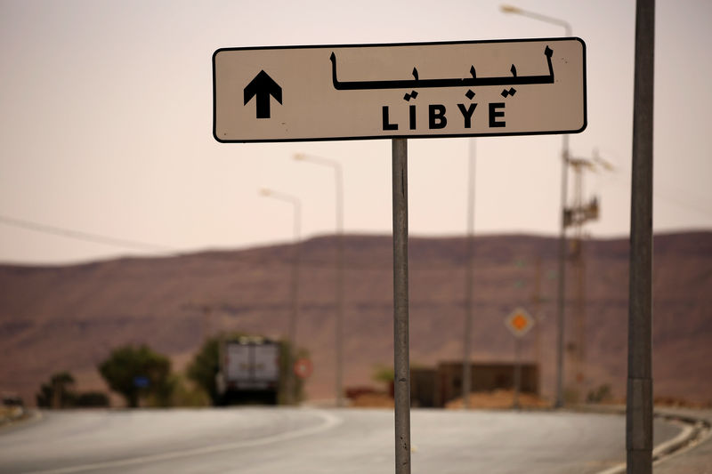 Crude Oil Prices Slip as Libyan Peace Deal Cements Supply Increase