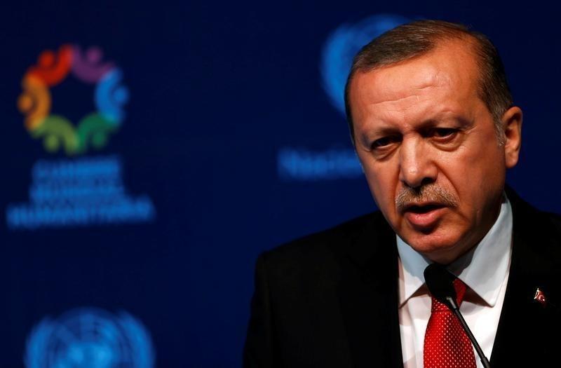 """Cumhurbaşkanı Erdoğan: """"İlk çeyrek büyüme oranı, yılın geri kalanı için beklentilerimizi artırdı"""""""
