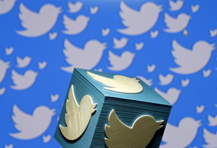 Twitter, Snap, Schlumberger Rise Premarket; Intel Falls