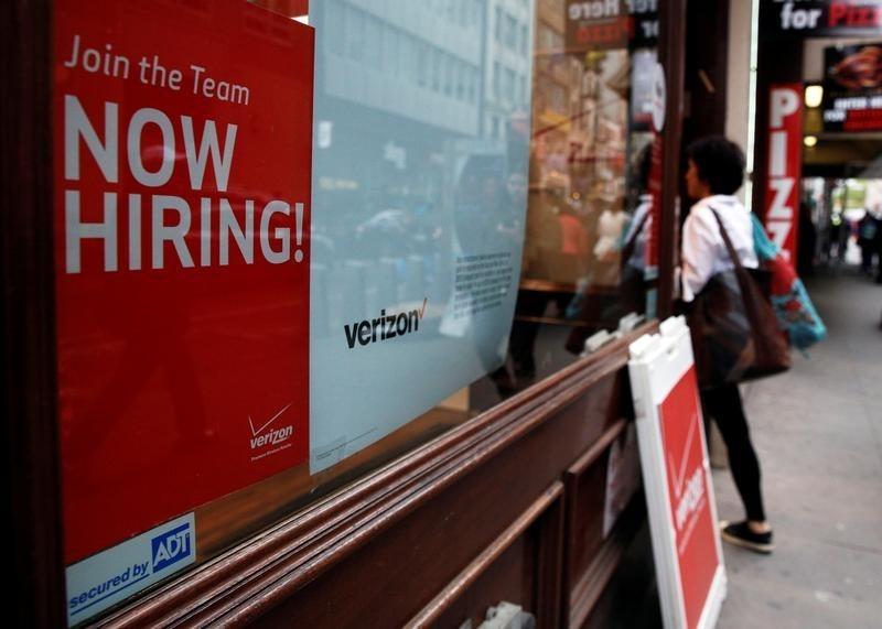 Verizon Stock Rises 4%