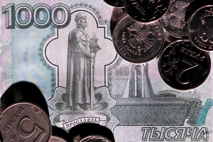 El rublo toca su mínimo en dos años frente al dólar por las sanciones de EEUU