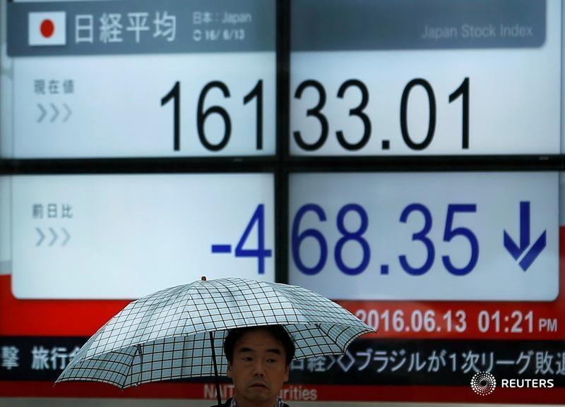 Japão - Ações fecharam o pregão em alta e o Índice Nikkei 225 avançou 0,02%